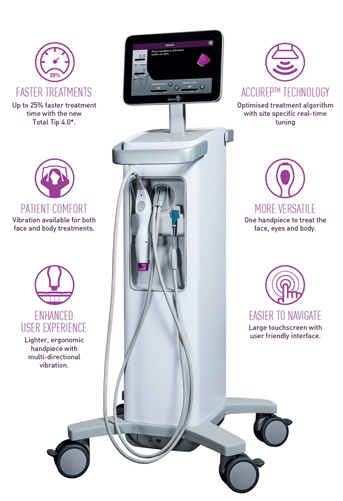 Thermage FLX machine