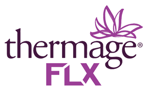 Thermage FLX logo
